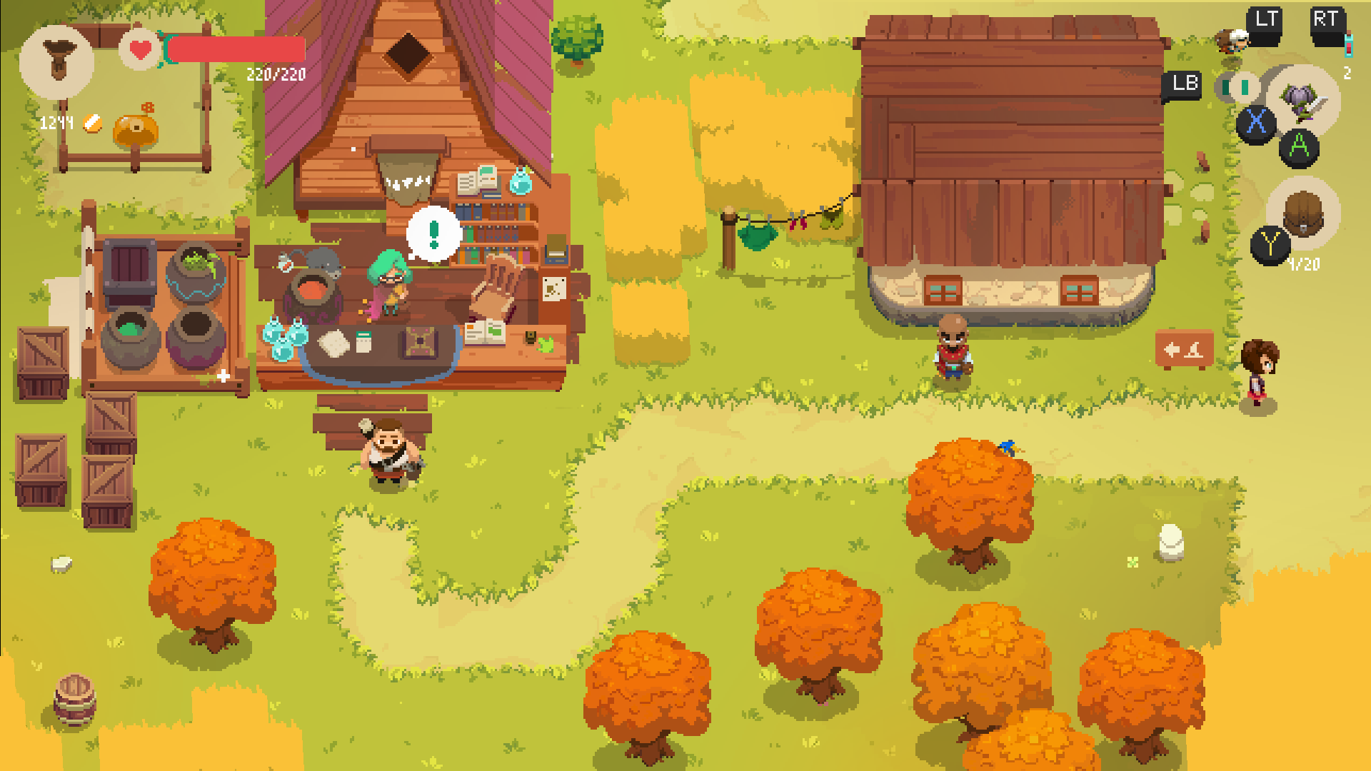 Moonlighter review image 2