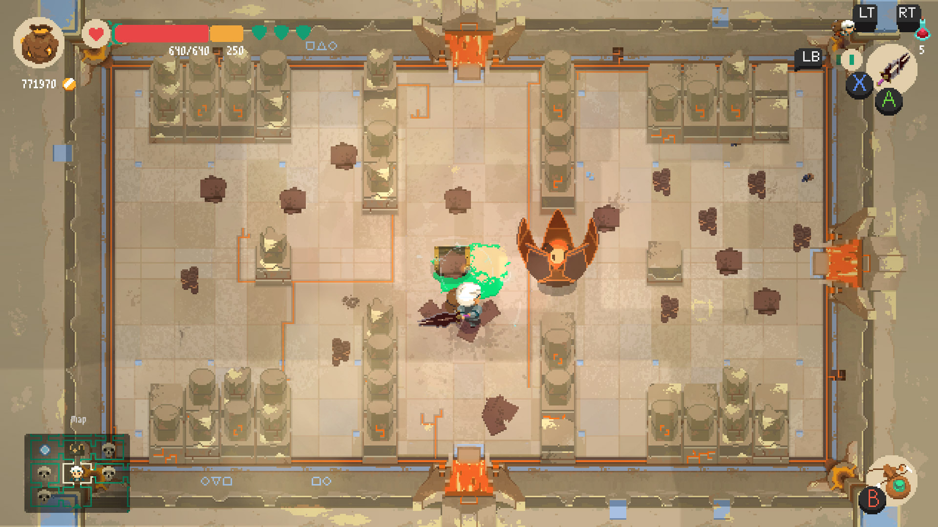 Moonlighter | Every adventure has to pay off – Moonlighter
