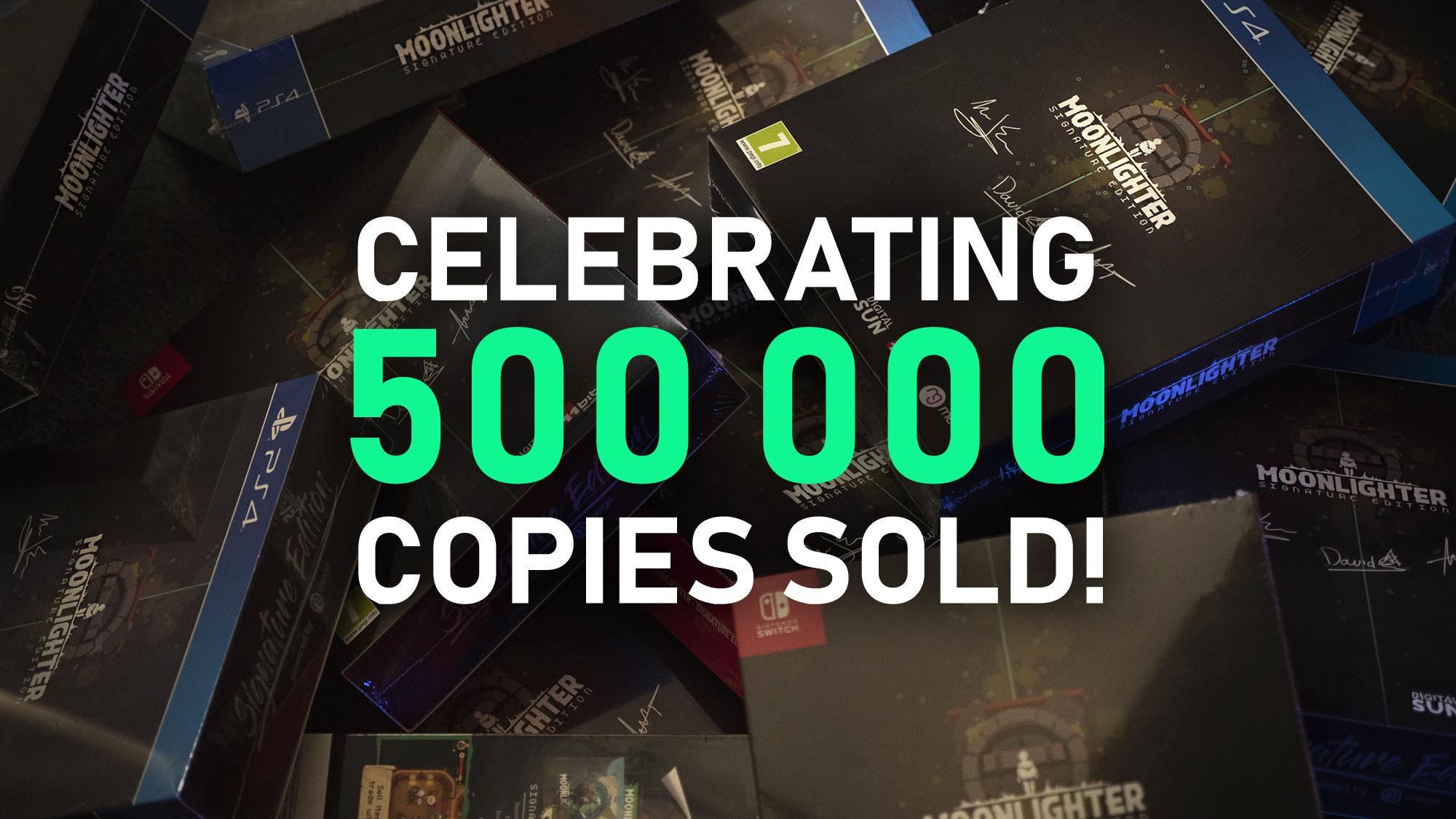 Moonlighter – 500 000+ Copies Sold! – Moonlighter | Every